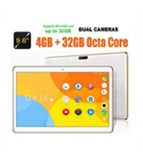 9.6 inch 3G 4G LTE tablet pc Octa core 1280*800 5.0MP 4GB 32GB Android 5.1 Bluetooth GPS 7 9 10 tablet DHL Free